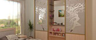 7 основных разновидностей шкафов-купе в комнату