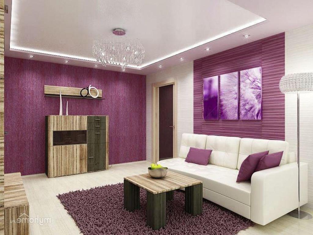 Оформляя гостиную в таких тонах, получается умиротворенная комната для отдыха