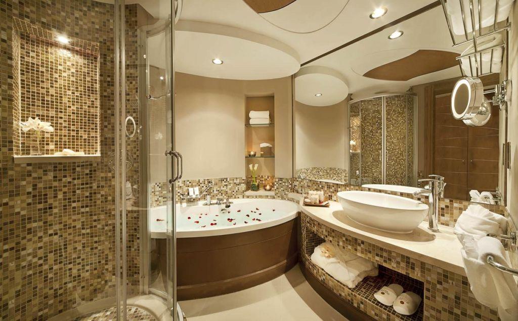 23 идеи для дизайна ванной комнаты