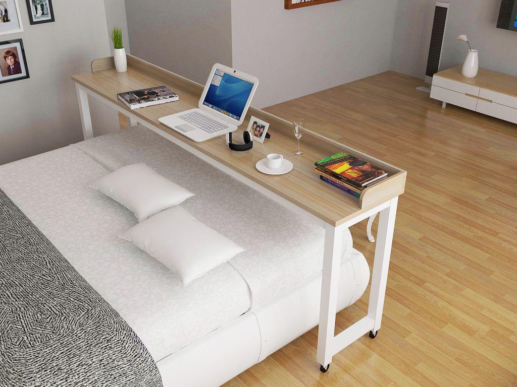 Столик можно использовать и для работы за ноутбуком