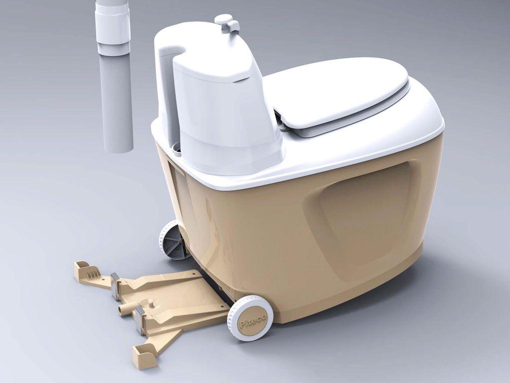 Торфяные туалеты бывают стационарными и компактными, с возможностью транспортировки