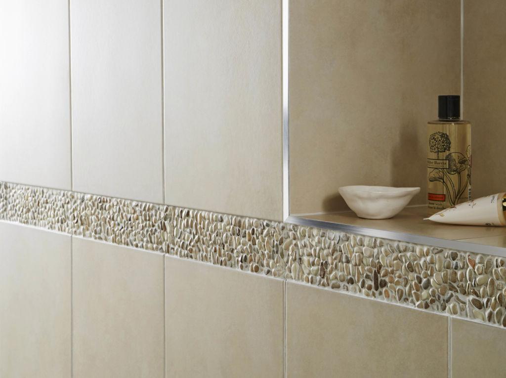 Уголок для плитки в ванной