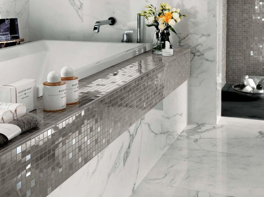 Kerama Marazzi предлагают комплексные решения для ванной