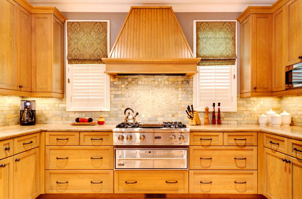 Стандартные размеры кухонных шкафов помогают заранее спроектировать габариты и расположение мебельного гарнитура