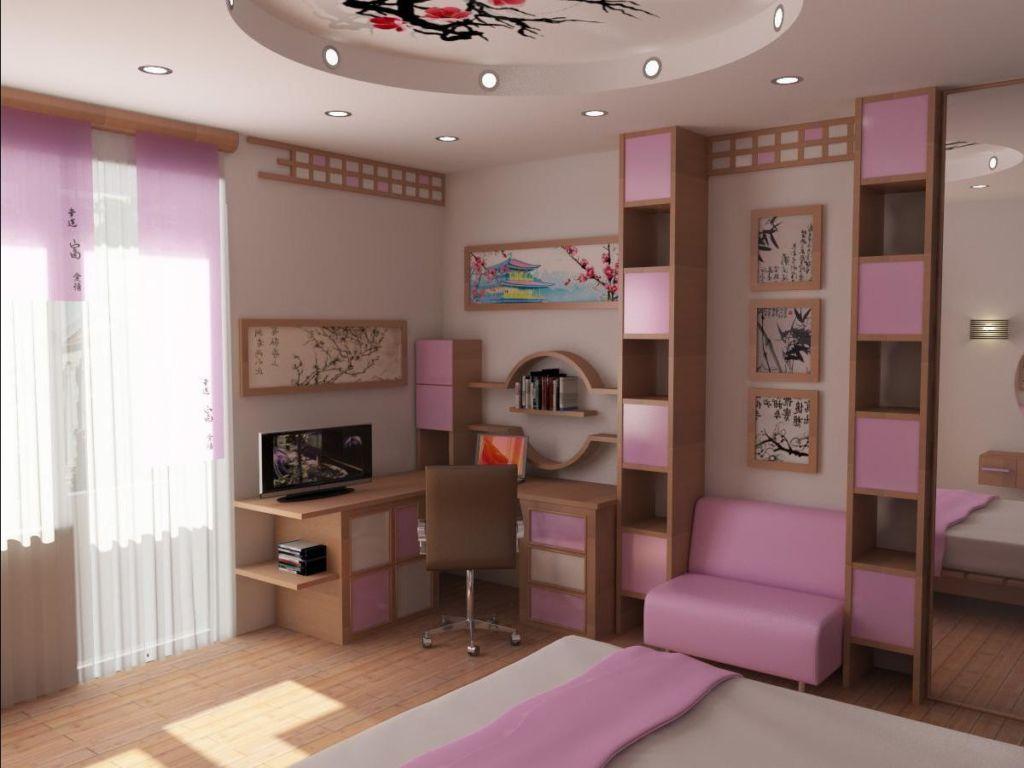 Для девочки подростка интерьер её комнаты – это способ самовыражения