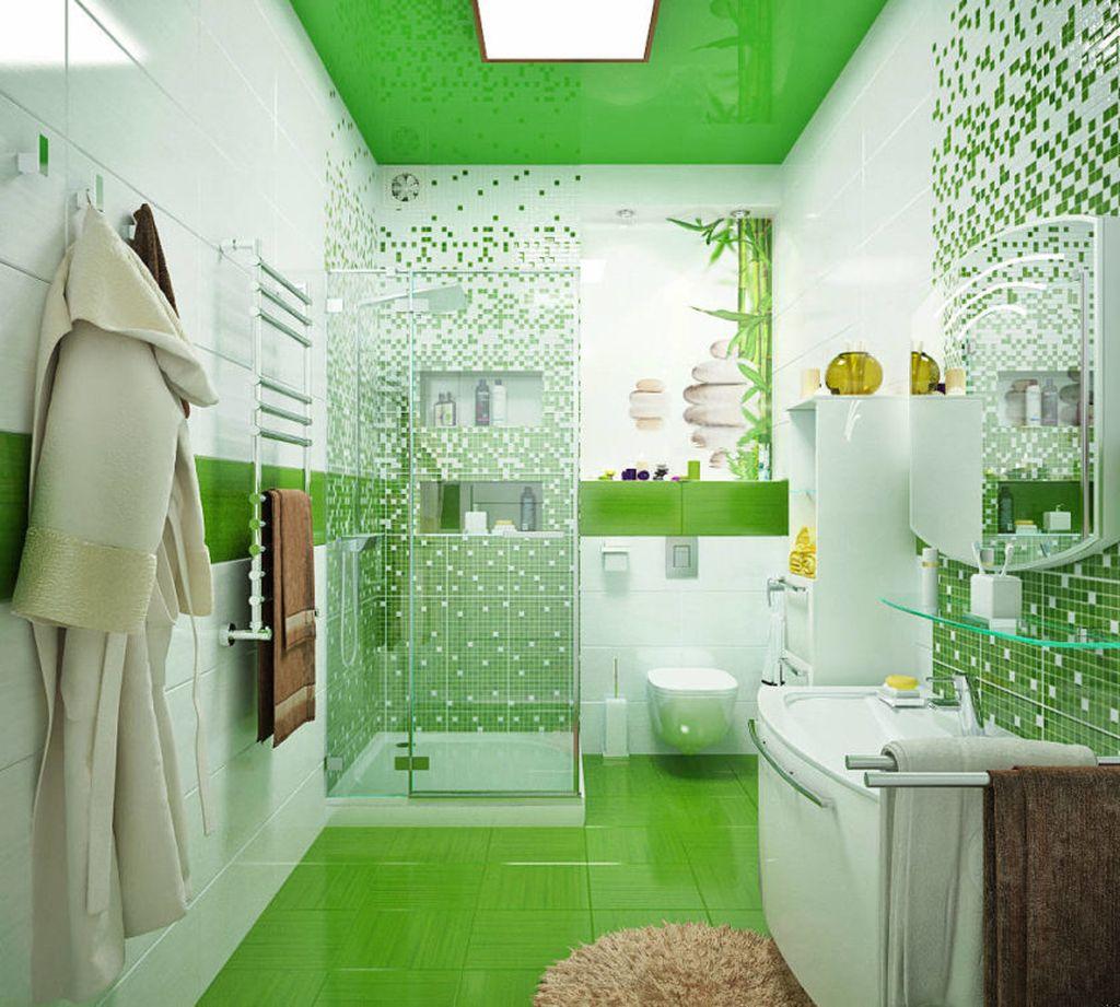 Зеленый цвет помогает человеку расслабиться