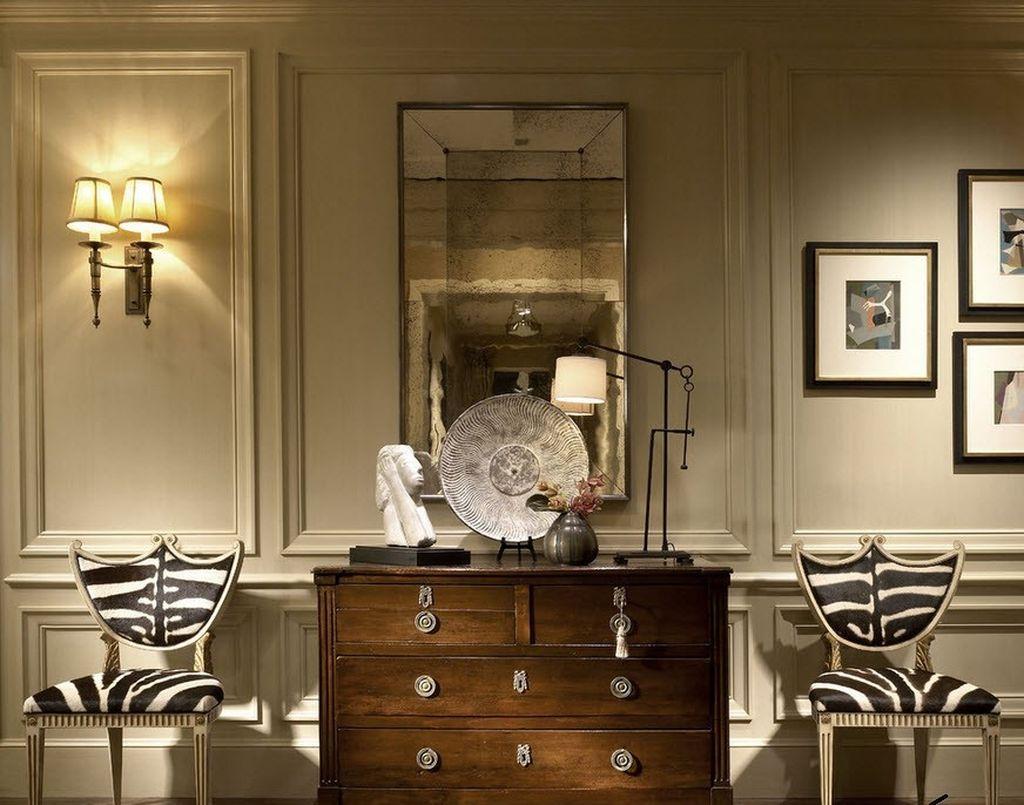 15 стильных вариантов размещения зеркала в прихожей