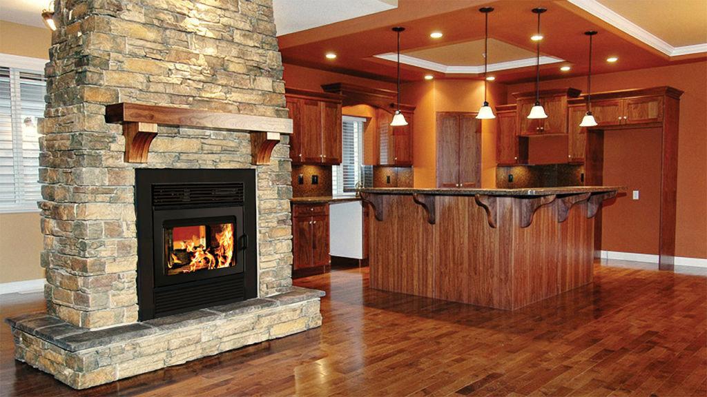 Для того, чтобы эксплуатация камина была комфортной и безопасной, при монтаже камина нужно соблюдать нормы пожарной безопасности
