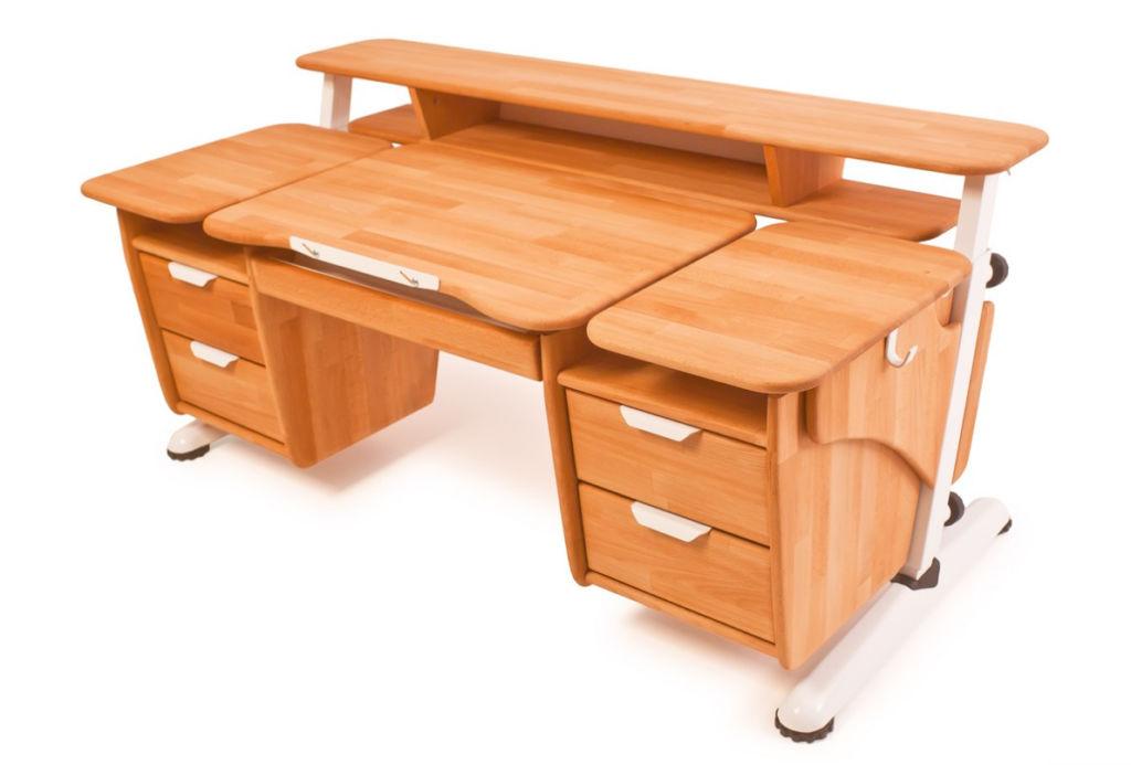 Традиционно наиболее разумным решением считается выбор в пользу мебели из массива дерева