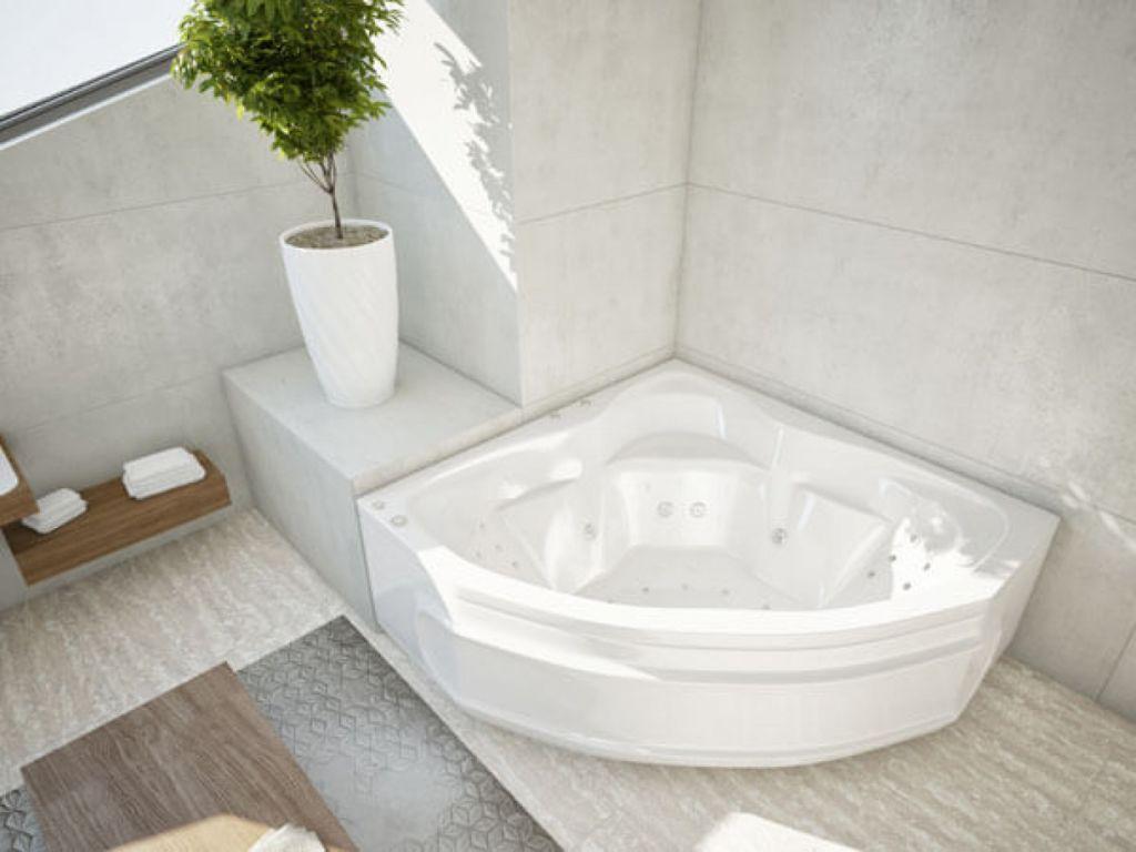 При правильном расчете габаритов помещения можно рационально использовать каждый сантиметр ванной комнаты