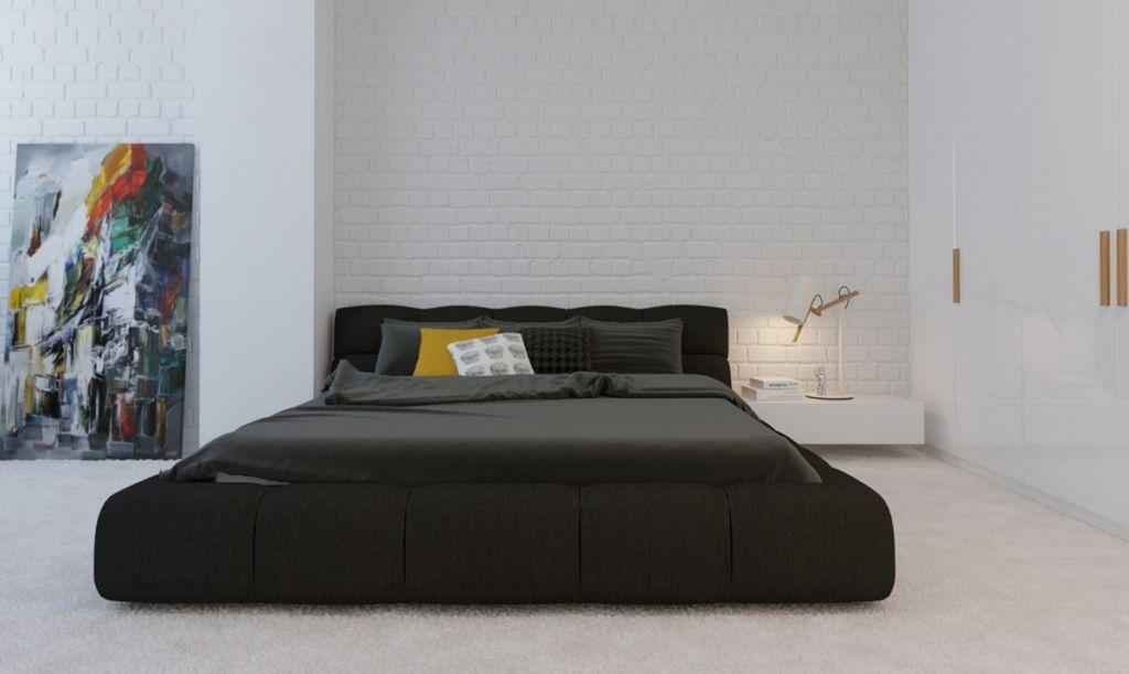 Красота через простоту: спальня в стиле минимализм