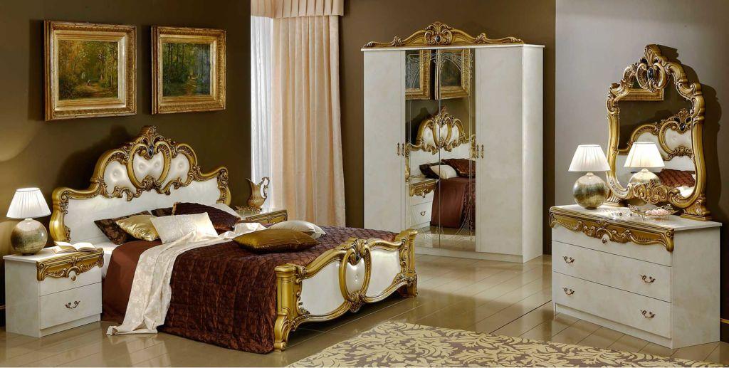 9 примеров удачного дизайна спальни в стиле барокко