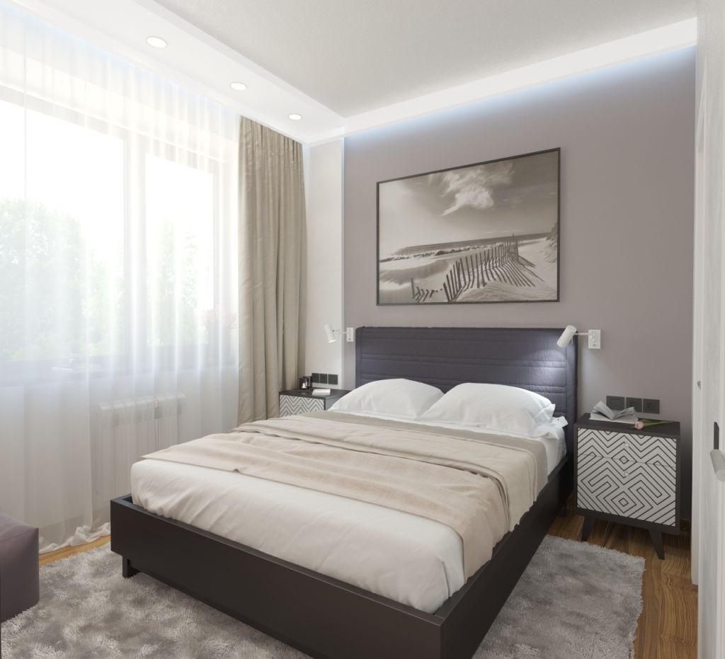 Потолок в спальне сегодня можно оформить при помощи самых разных отделочных материалов