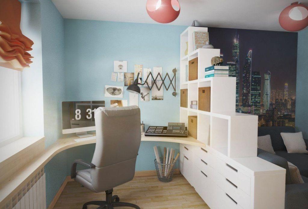 Кресло в кабинете должно быть удобным и комфортным для работы