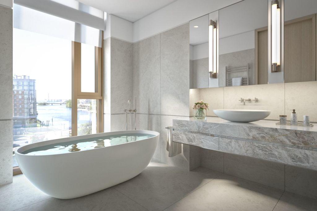 Ванная комната – помещение, где можно побыть наедине и полностью расслабиться