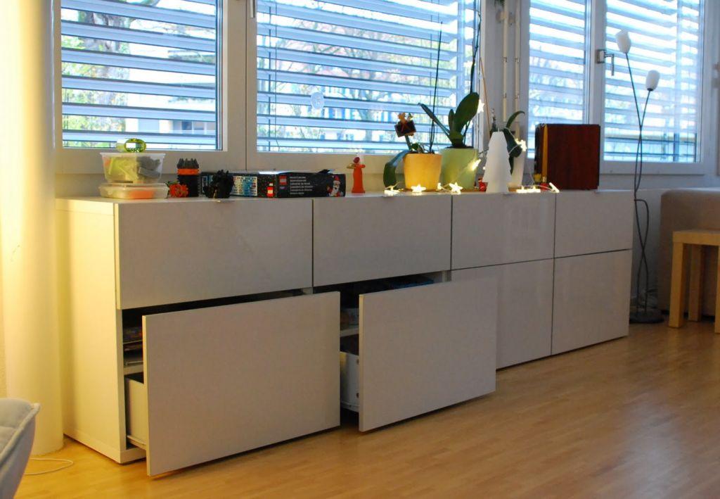 Такие ящики позволят и сэкономить пространство и решить проблему хранения вещей