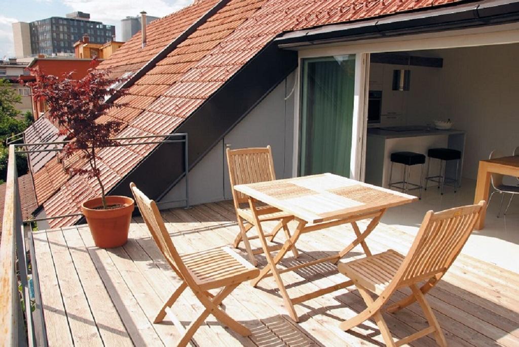 При проектировании мансардного дома уделяйте внимание не только внешнему виду, но и надежности конструктивных элементов