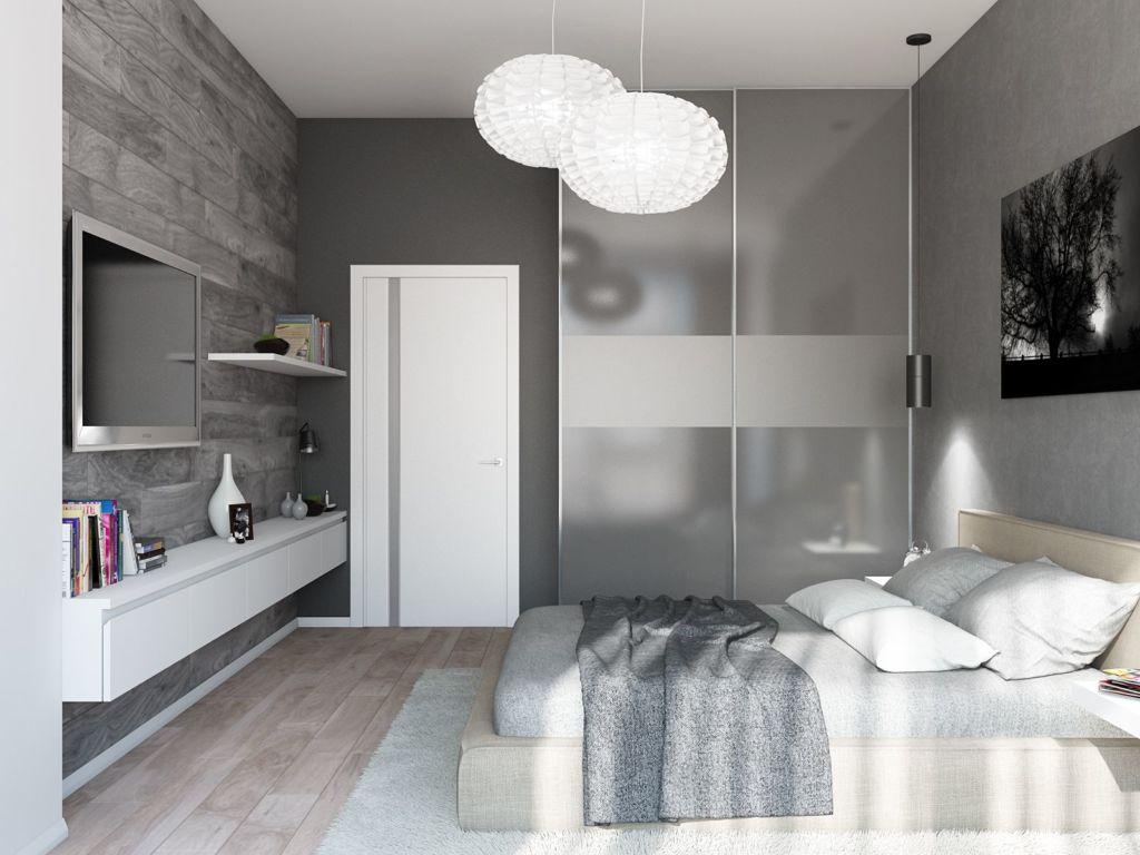 Базовыми цветами минимализма являются белый, бежевый и серый