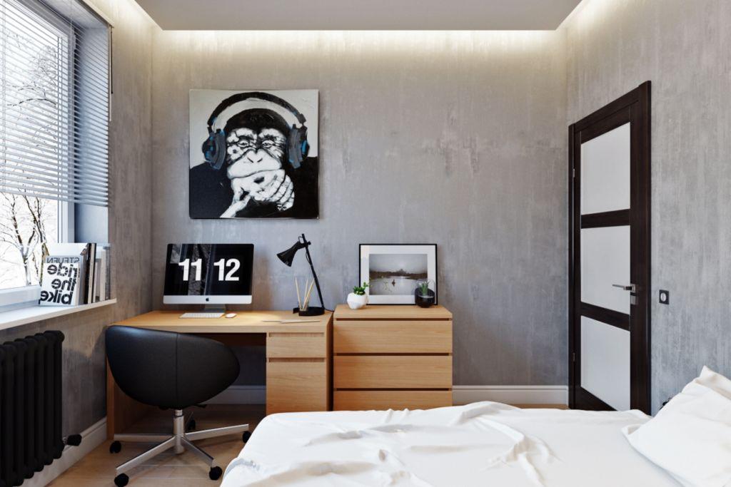 Для минимализм характерно небольшое количество мебели и функциональность предметов