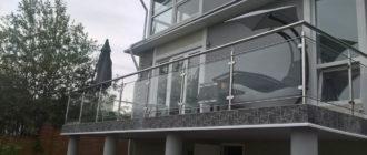 Плюсы и минусы 5 основных материалов для балконных ограждений