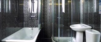 Как выбрать качественные пластиковые панели для отделки ванной комнаты