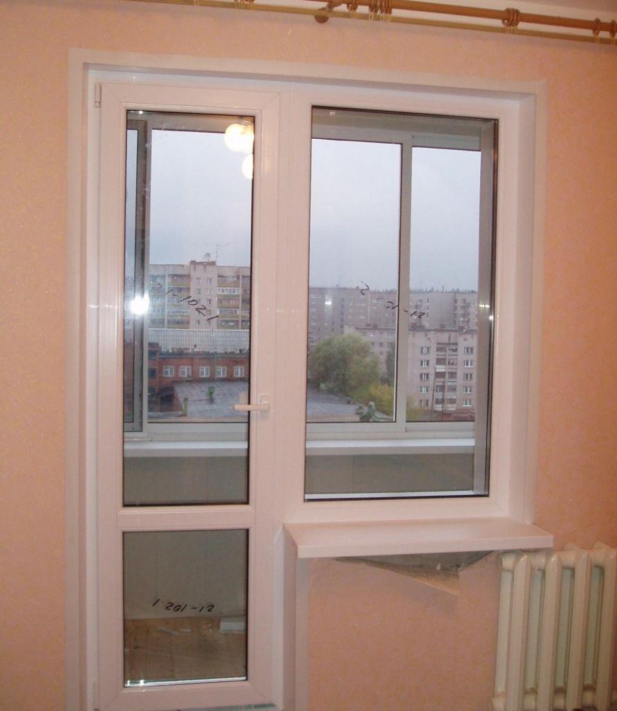 """Балконный блок для """"сталинок"""""""
