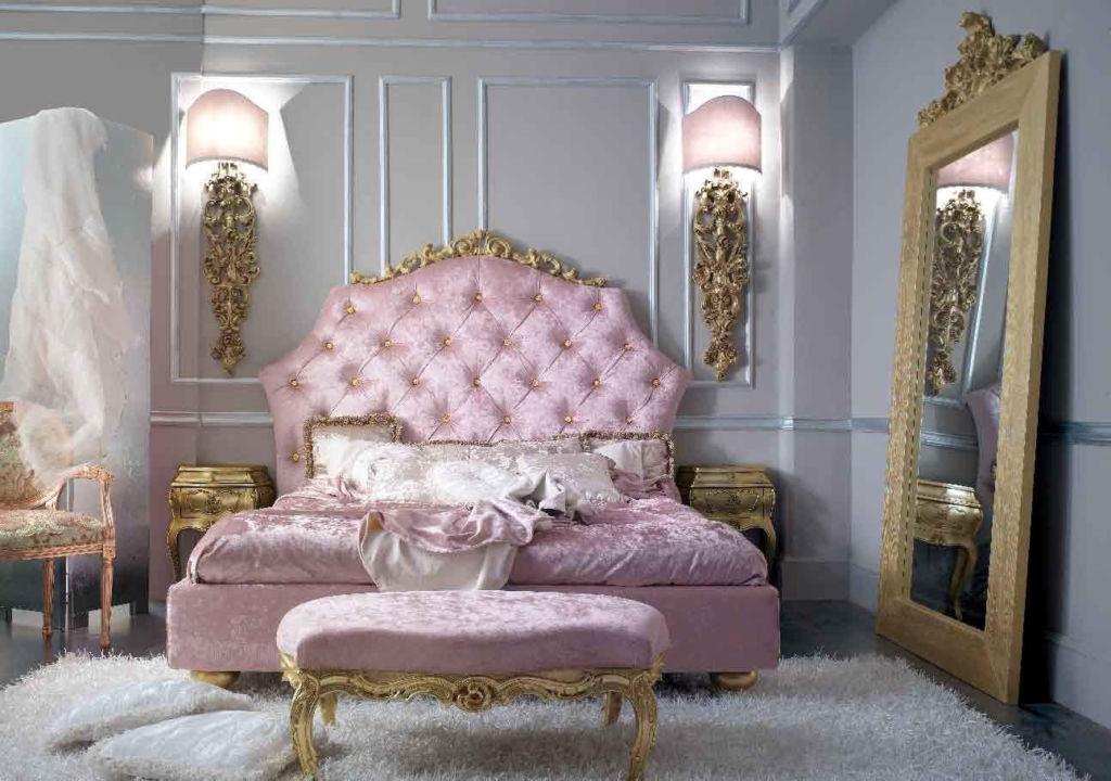 Дизайн интерьера и ремонт в комнате требует применения дорогих материалов