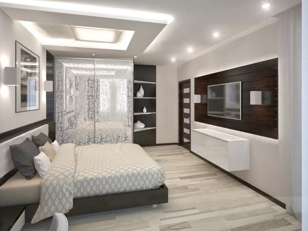 Белый цвет является основой при отделке интерьера в стиле хай-тек