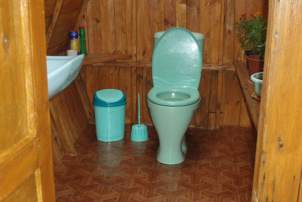 Организация туалета с удобным унитазом позволит существенно повысить уровень комфорта на даче