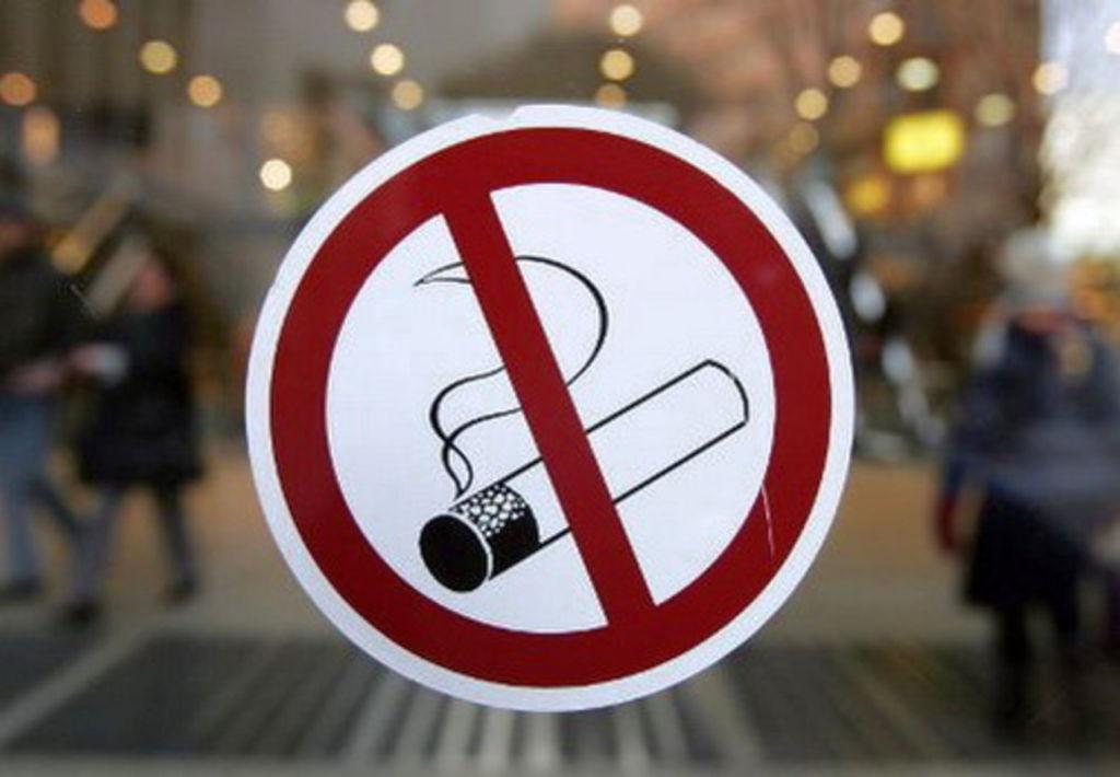 Запрет на курение в гостиницах был введен с 01.06.2014 г
