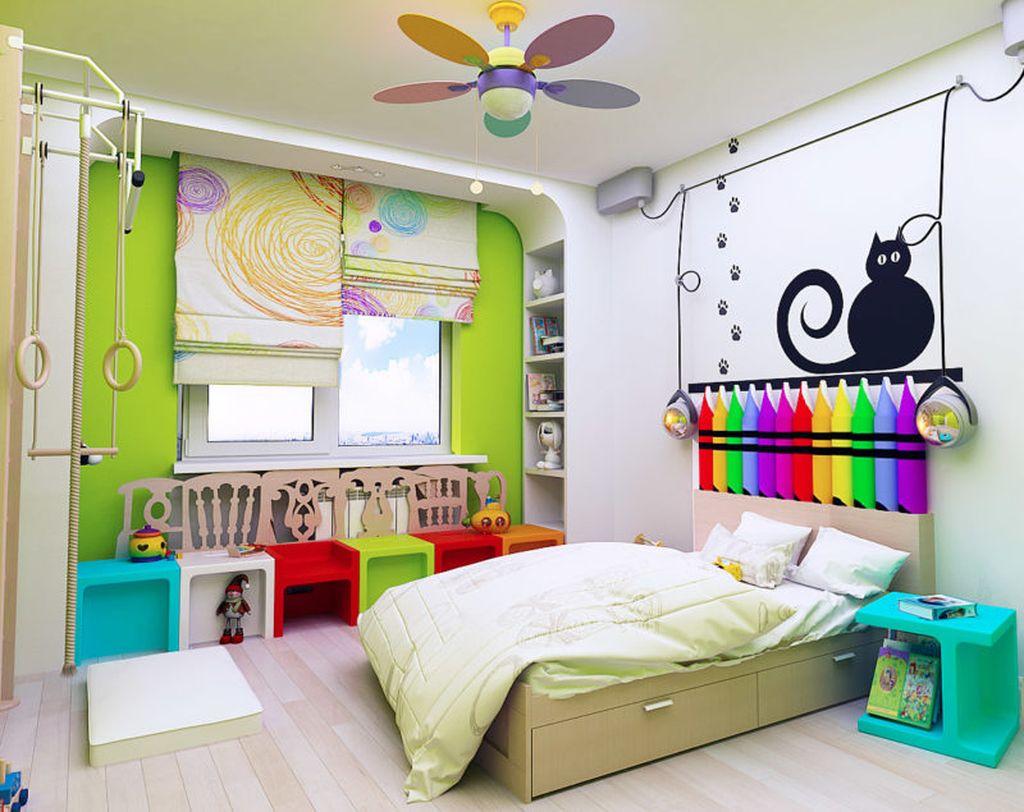 Детали в интерьере служат связующим звеном между мебелью и стенами