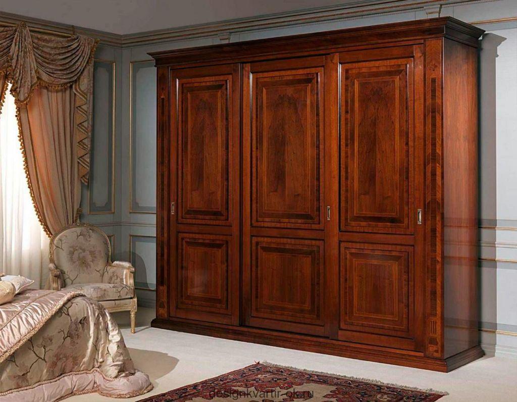 Дерево - это самый дорогой материал, который используется для изготовления элитной мебели