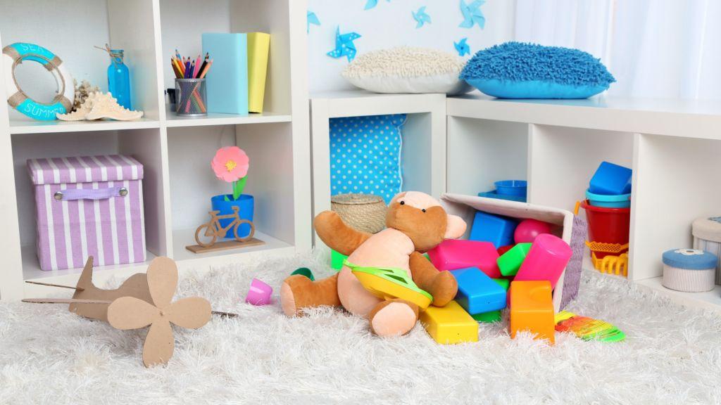 Как самостоятельно создать безопасный детский уголок в однокомнатной квартире