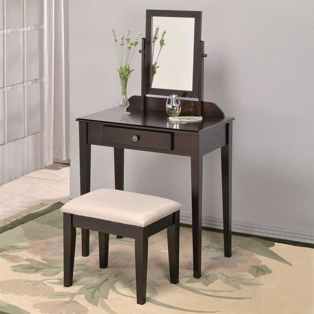 Как выбрать туалетный столик с зеркалом (14 фото)
