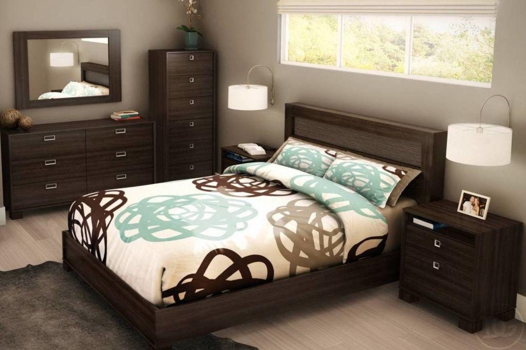 Как уместить уютную спальню на 15 квадратах (9 фото удачного дизайна)
