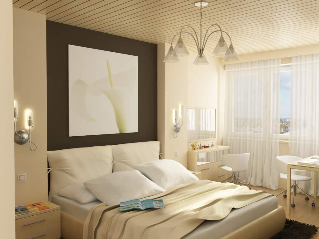Очень важно тщательно подобрать интерьер спальни, площадь которой составляет 10 кв. м