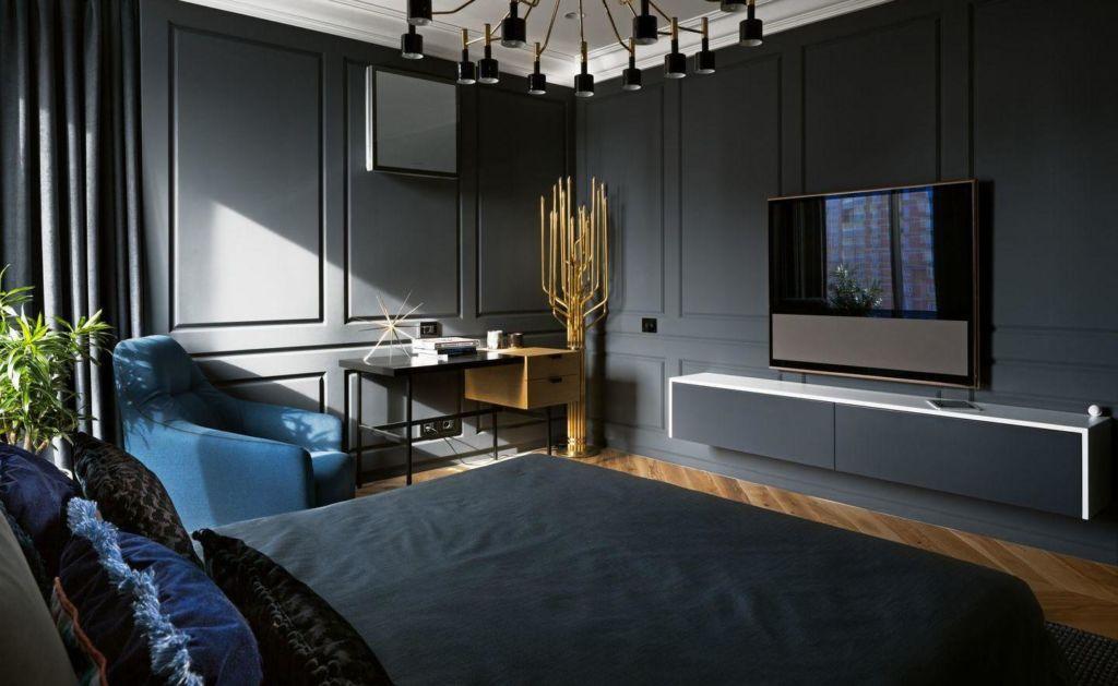 Если правильно подобрать мебель и предметы декора, то в результате получится стильный ансамбль