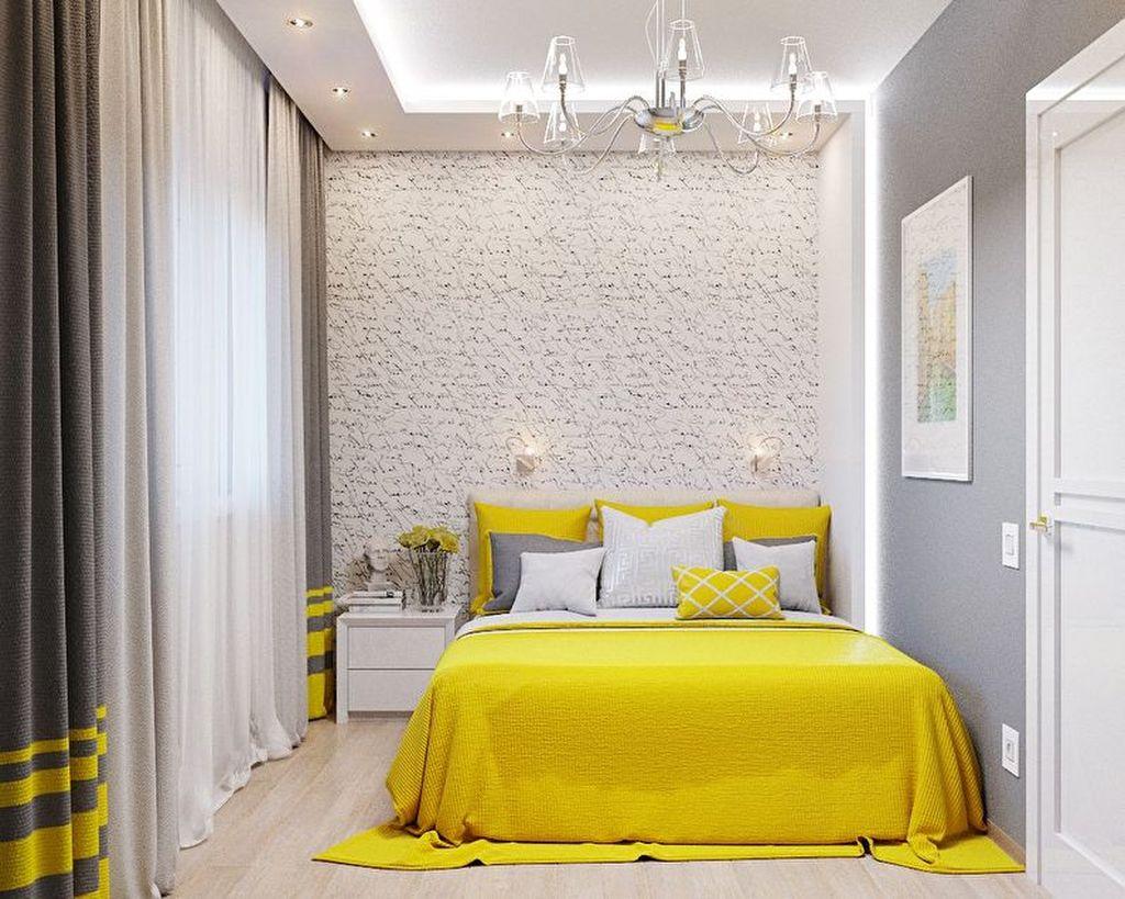 Дизайн маленькой спальни 9 квадратов