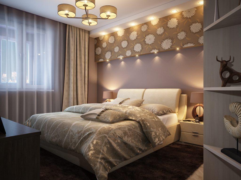 Легкие занавески помогают визуально увеличить пространство и делают комнату более уютной