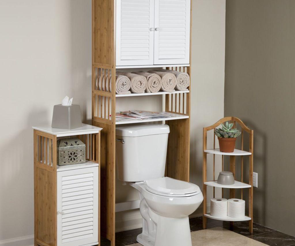 Отдельностоящий шкаф - это самое простое решение с точки зрения установки