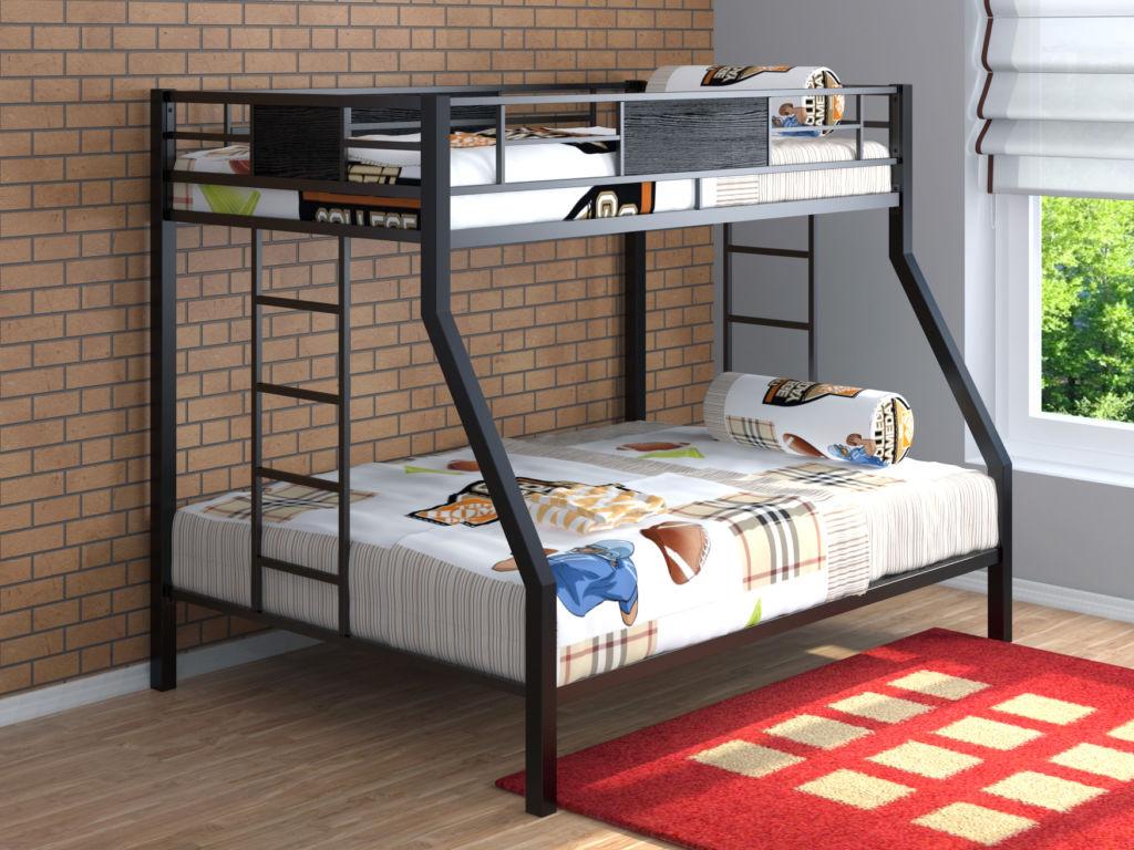 Двухъярусная кровать – кровать с двумя спальными местами, располагающимися одно над другим