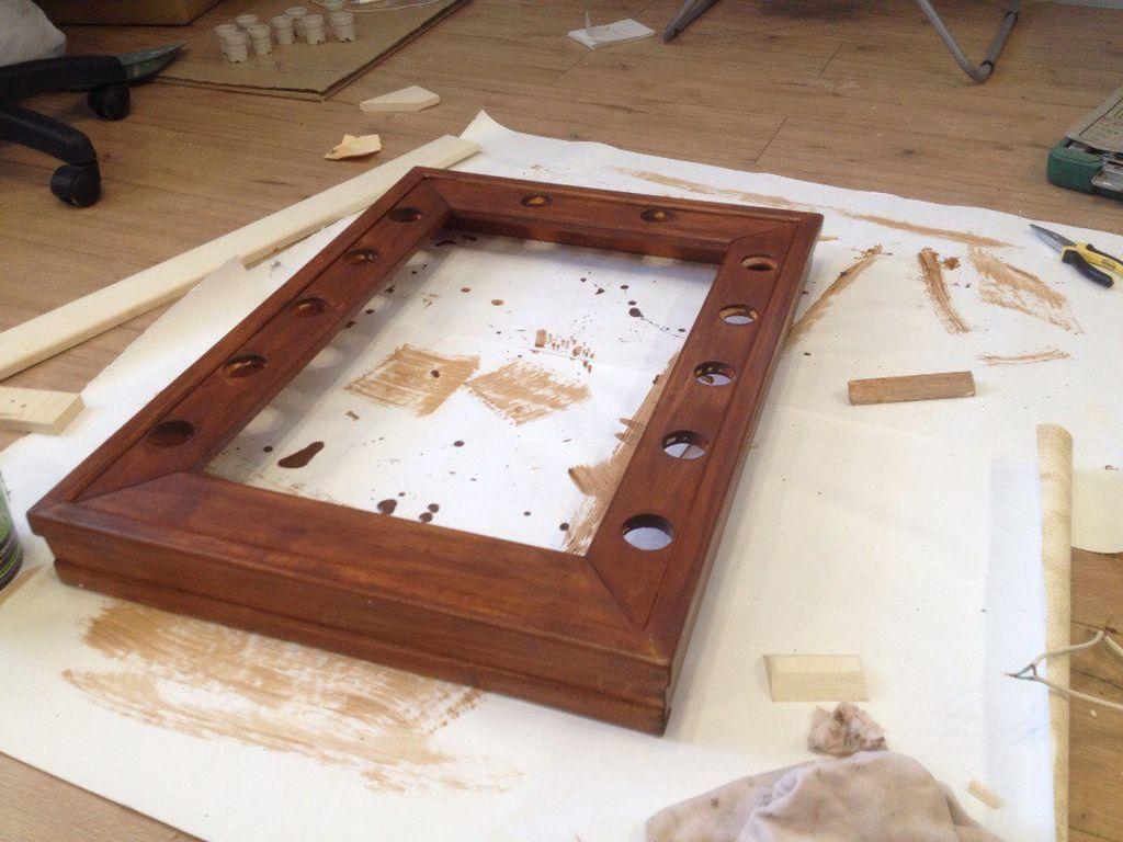 При наличии инструмента и материалов самостоятельное изготовление не составит труда
