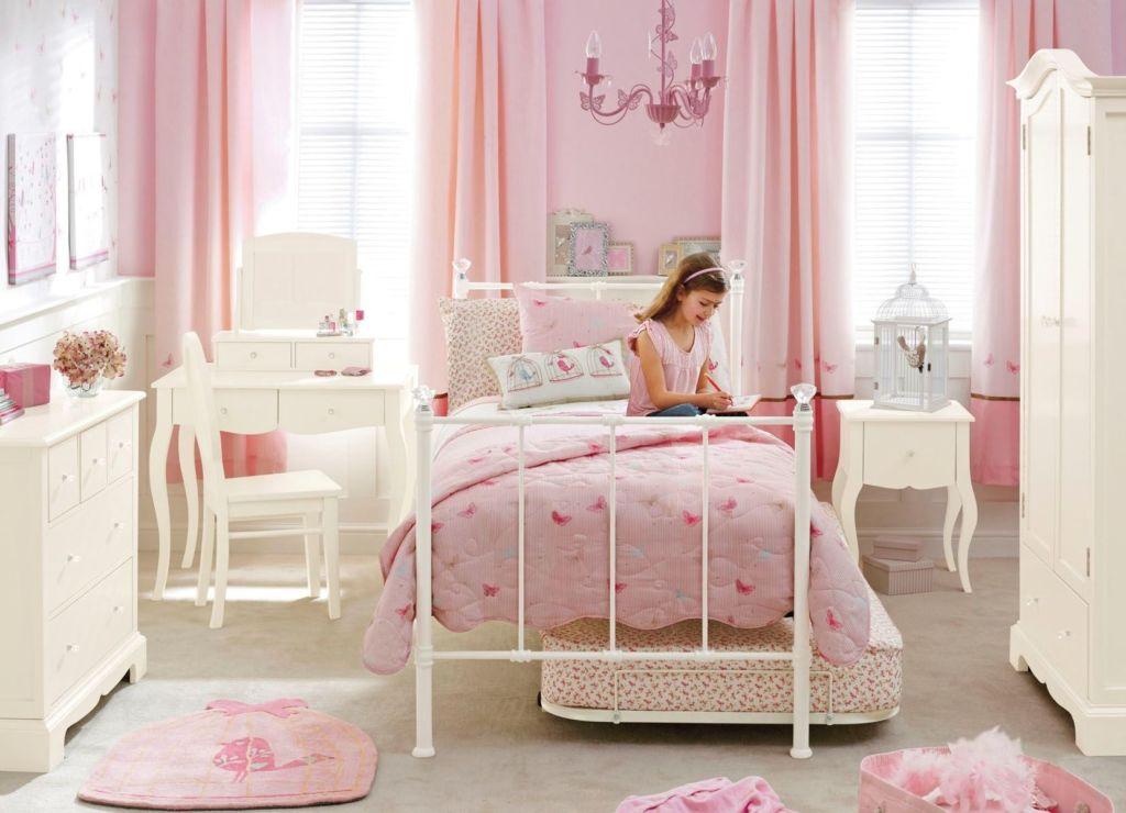 Идеи красивого дизайна детской комнаты для девочек (13 фото)