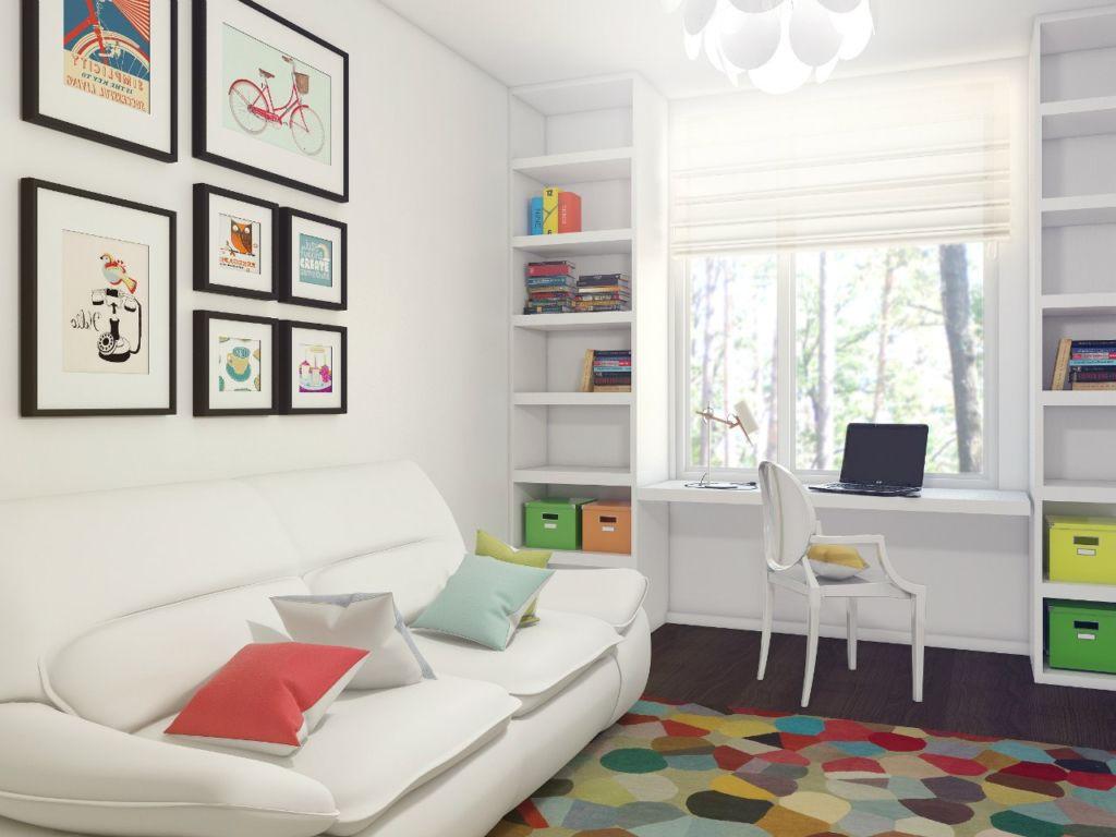 Стиль комнаты должен отражать внутренний мир Вашей дочери
