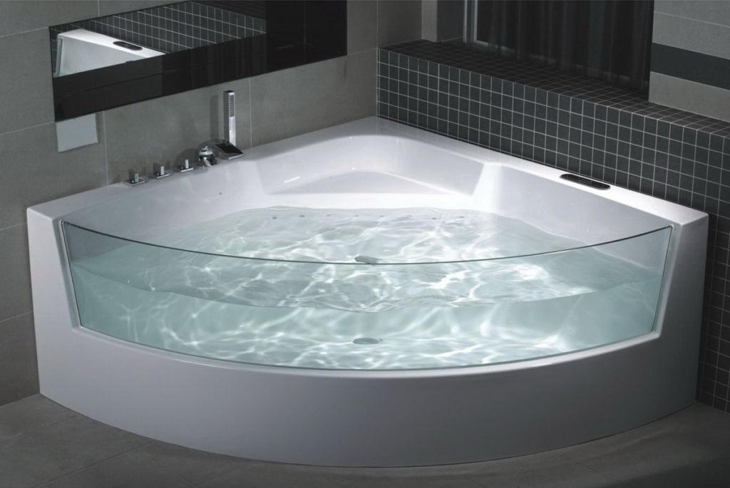 Квариловые ванны не реагируют даже на действие самых сильных химических моющих средств и стоят очень дорого