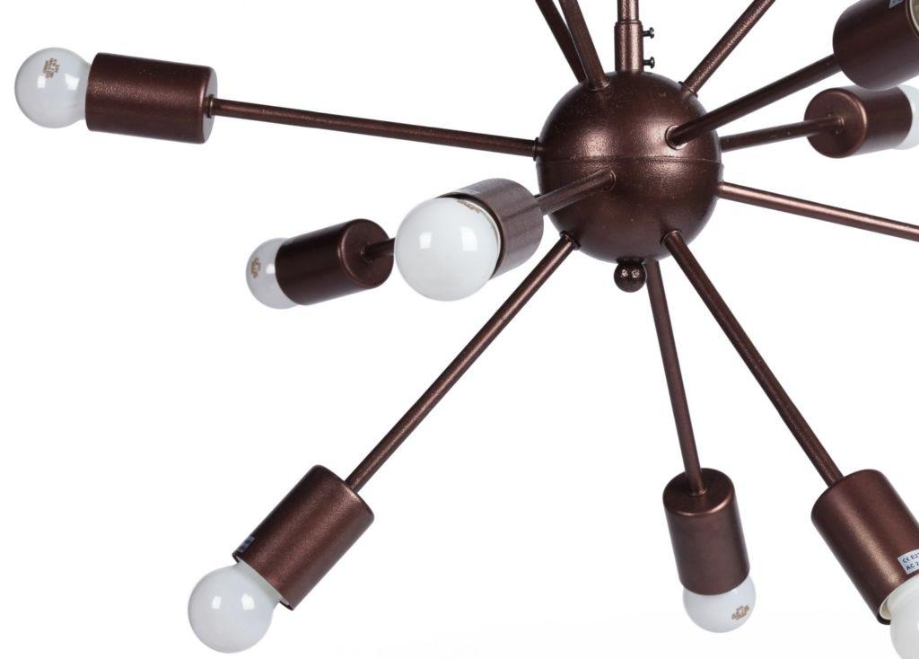 Люстра Sputnik Filament создана для ценителей дерзких и современных решений в интерьере