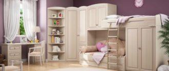 Идеи дизайна интерьера детской комнаты (14 фото)