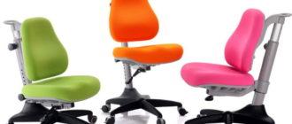 Как правильно выбрать модель стула для школьника