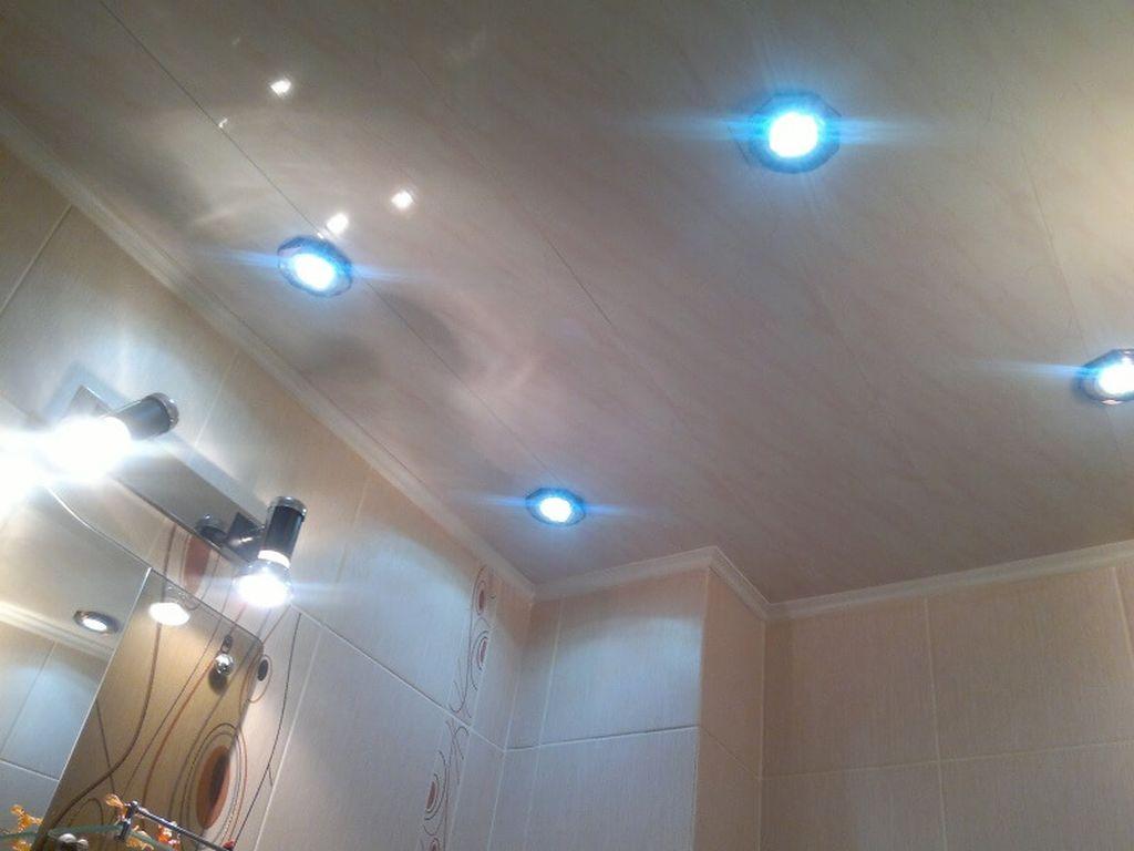 Достаточной мощностью люминисцентных ламп считается 40 Ватт