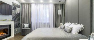 Как спроектировать дизайн уютной спальни в зависимости от площади комнаты